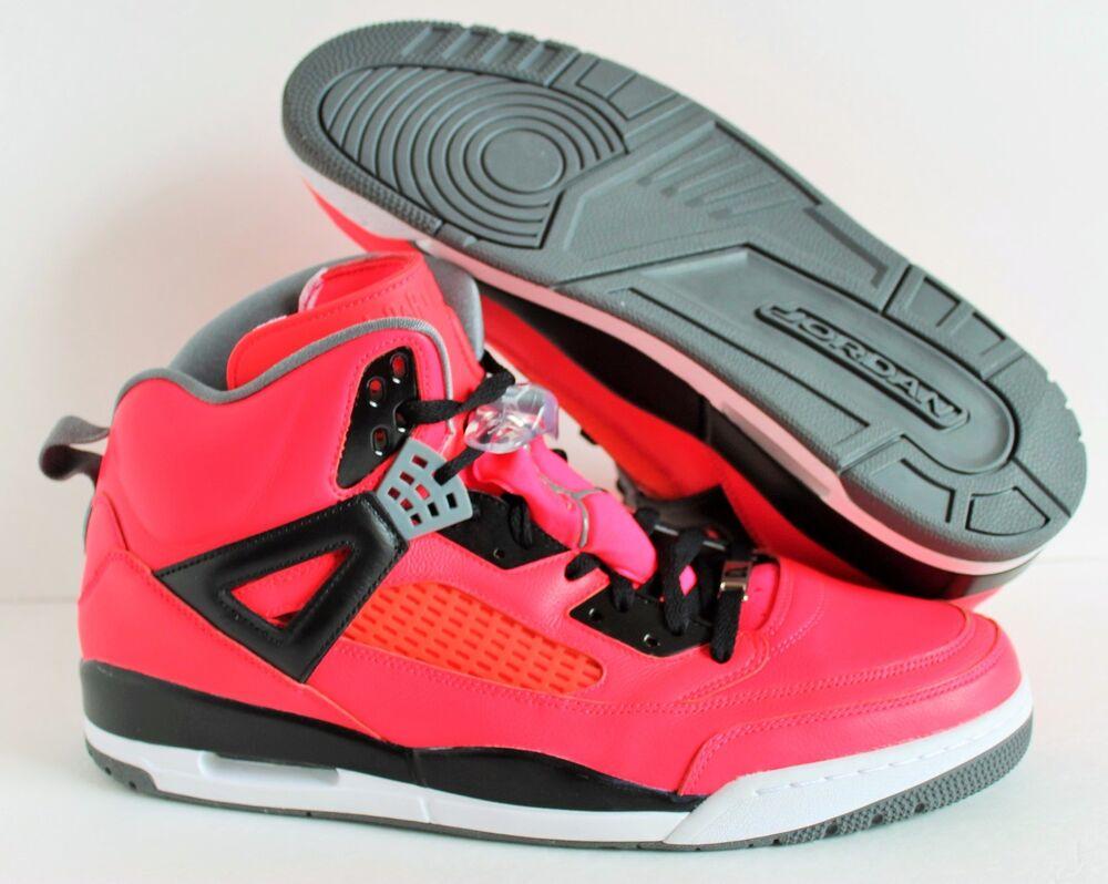 NIKE AIR JORDAN Homme SPIZIKE iD SOLAR-Noir  Homme JORDAN  Chaussures de sport pour hommes et femmes 53449a