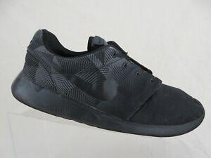 sale retailer 7266e 1b648 Details about NIKE Roshe Run Black Sz 11 Men Running Shoes