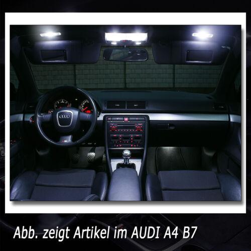 5630 PREMIUM LED Innenraumbeleuchtung für VW Sharan 7N /& Facelift Comfortline
