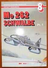 Me 262 SCHWALBE Pt.1 AJ Pess ENGLISH EDITION! RARE!