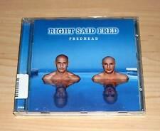 CD Album - Right Said Fred - Fredhead : I'm too Sexy + Don't talk just Kiss ..