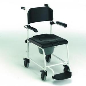 Invacare Cascade Shower Stool Commode 4028698105711 Ebay
