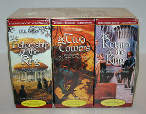 Lord Of The Rings Trilogy Books Ebay