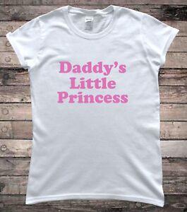 daddy-039-s-PEQUENA-PRINCESA-SUMISA-ROSA-ddlg-Camiseta