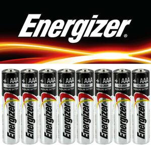 40 20 10 X New Duracell Maxell Energizer AA AAA CR2032 Alkaline Batteries
