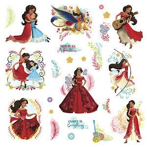 Elena Of Avalor Wall Decals 24 Big Disney Stickers Girls