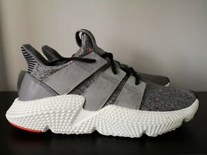 BNWOB-Mens-Adidas-Sobakov-Grey-Trainers-UK-11