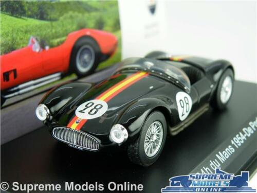 Maserati A6GCS//53 Coche Modelo 1:43 tamaño le Mans 1954 Portago Tomasi 24HR IXO T4