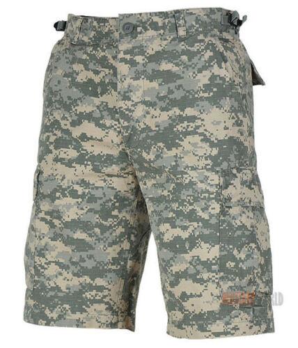 Bermuda Shorts Mil-Tec RIPSTOP Estate Pantaloni Casual Pantaloni UCP Camo