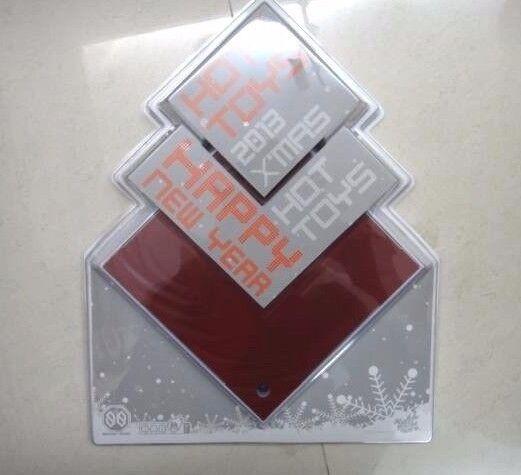 Heißes spielzeug 2013 vip - weihnachtsgeschenk 2013 dynamischen abbildung stehen weiße farbe