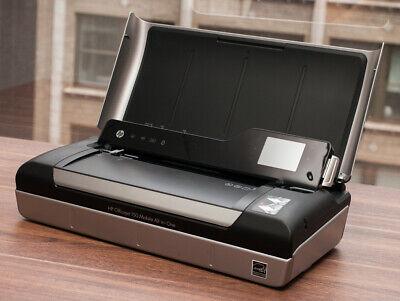 Hp Officejet 150 Mobile All In One Cn550a Euc Ebay