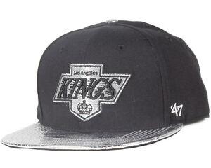 53b1ad682d0a7 Los Angeles LA Kings Tragic Ride Snapback Cap - 47 Brand - One Size ...
