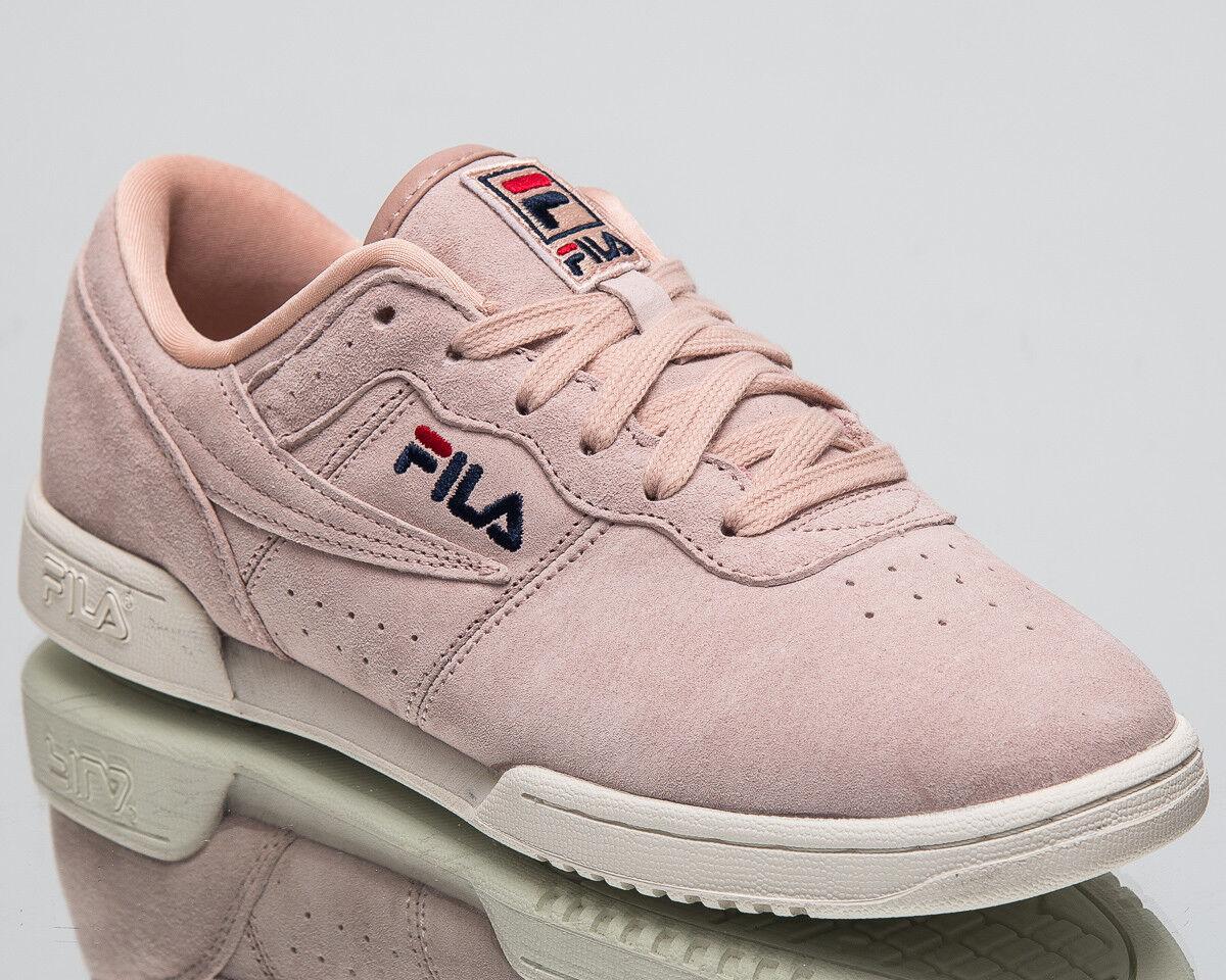 Fila para mujer zapatos originales de estilo de vida Fitness S Bajo Zapatillas púrpura 1010448-70Y