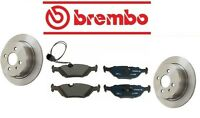 Bmw E30 325 1986-1988 Rear Brake Kit With Rotors And Pads Best Quality on Sale