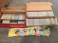 Lot - 100 Pokemon Cards All Monsters Commons Uncommons Holos TCG Random