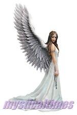 NEW * SPIRIT GUIDE * ANGEL ANNE STOKES  FIGURINE STATUE BRAND NEW FREE POST