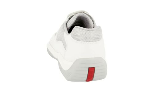 42 42 8057943846242 Cup 9 Eu Americas Auth Us Luxury 5 Prada Chaussures Sneakers Ps0906 Blanc sxQhrtdC