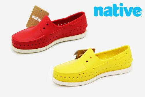 Red Yellow Toddler//Little Kid Native Jefferson Child Slip-on