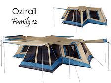 item 4 OZTRAIL FAMILY 12 Person (4 ROOM) Dome Family Tent - Sleeps 12 -OZTRAIL FAMILY 12 Person (4 ROOM) Dome Family Tent - Sleeps 12  sc 1 st  eBay & OZtrail SPORTIVA Lodge Combo (3-room) Family Tent / Sleeps 12   eBay
