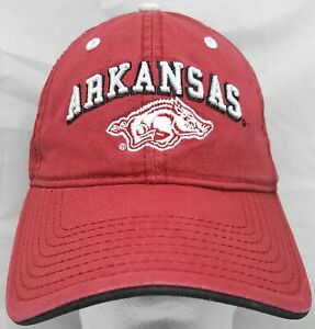 "Arkansas Razorbacks NCAA Russell Athletic ""the Game"" adjustable cap/hat"