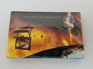Snap-Cassette-Tape-Single-Welcome-To-Tomorrow-1994-NEW-Sealed-Rare-FREE-SHIPPING