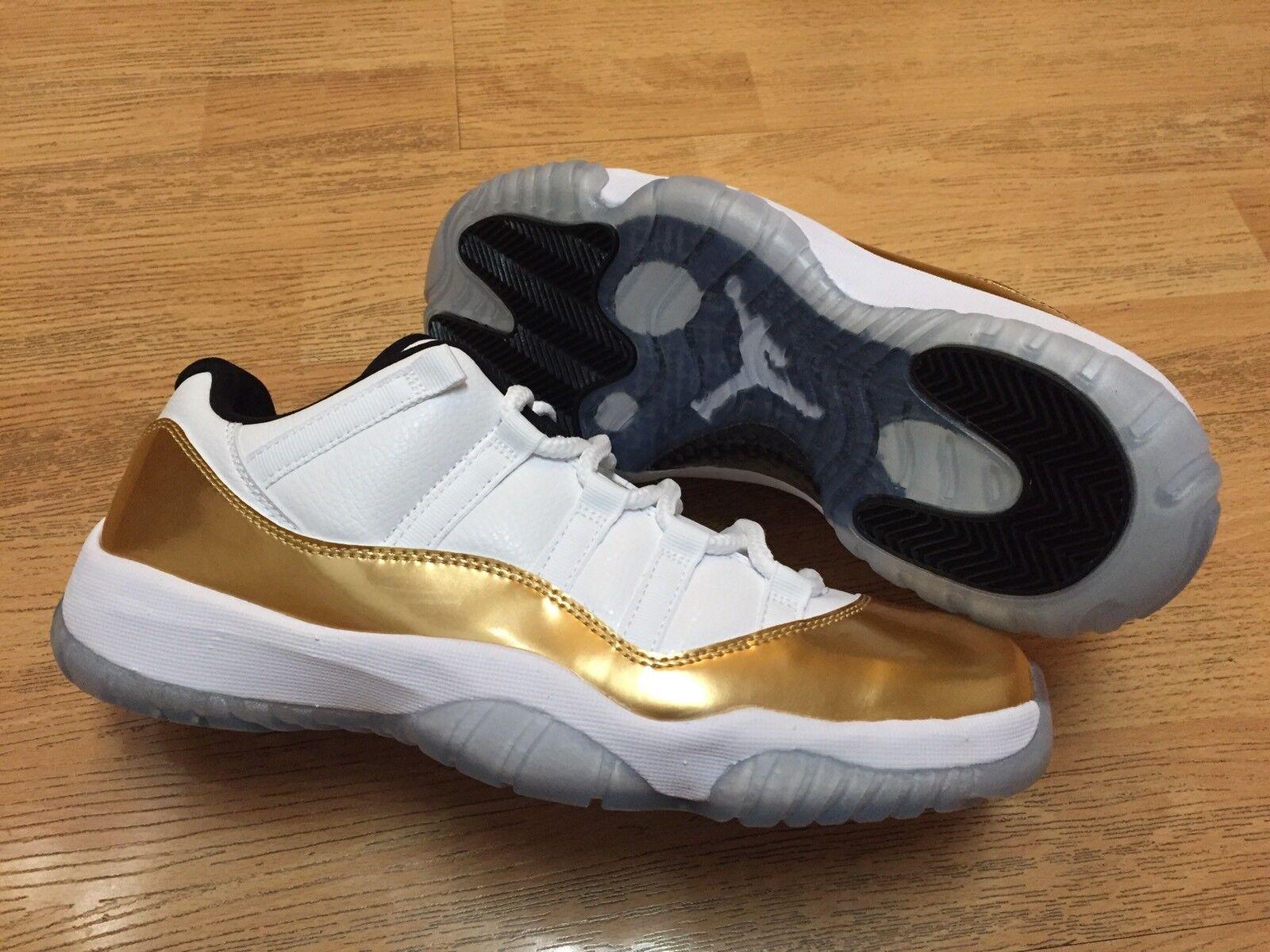 Nike Air zapatos Jordan Retro 11 baja zapatos Air de baloncesto olímpico de ceremonia de clausura XI  El último descuento zapatos para hombres y mujeres 9b2673