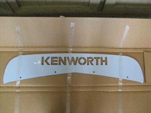 1985-1995 Kenworth T600 Acrylic Bugshield