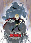 The Art of Fullmetal Alchemist 2 by Hiromu Arakawa (Hardback, 2007)
