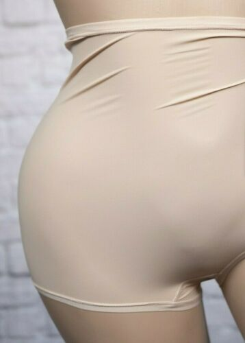 BHS Smoothing Waist Cincher Nude Control Knickers Panties Briefs Shapewear High