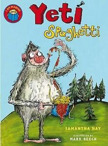 Details about Hay, Samantha, Yeti Spaghetti (I Am Reading), Paperback, Very  Good Book