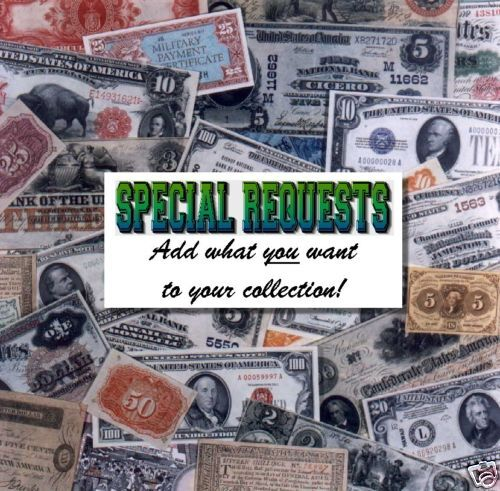Reproduction Special 150/% Size US Paper Money Currency Copy