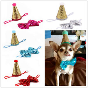 Image Is Loading Cool Trendy Crown Bow Tie Pet Dog Cat