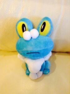 New-6-034-Froakie-Pokemon-Plush-Soft-Toy-UK