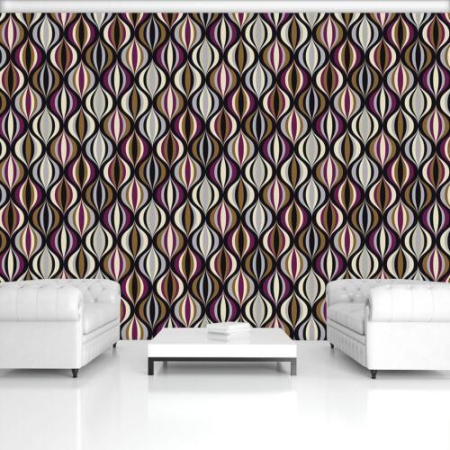 Vließ Fototapete Tapete Wandbild Photo Wallpaper Mural Bänder 11133