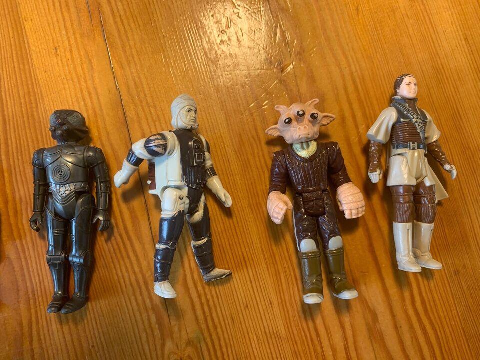 Legetøjs figurer, Star. Wars