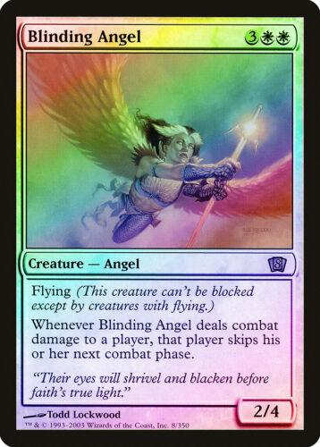 Silver Seraph FOIL Judgment PLD-SP White Rare MAGIC THE GATHERING CARD ABUGames