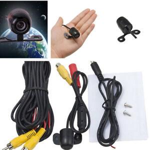 Car-Front-RearView-Reverse-Backup-Parking-170-Wide-Angle-HD-Camera-Waterproo-HC