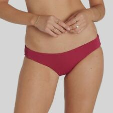 5120d8c3edb Billabong Women's Sol Searcher Lowrider Bikini Bottom, Sangria SIZE MEDIUM
