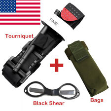 Emergency Tourniquet Buckle Medical First Aid Tool One-handed Quick Slow Release