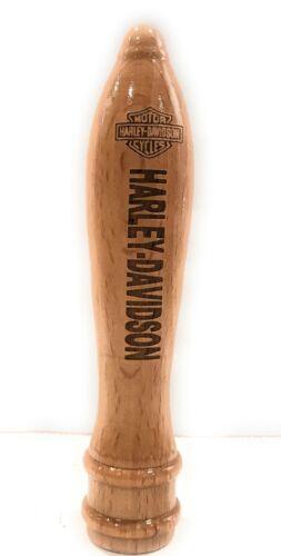 Harley Davidson Pub Style BEER TAP HANDLE Bar Engraved