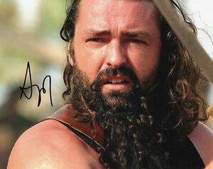 angus macfadyen saw braveheart criminal minds signed 10x8 photo