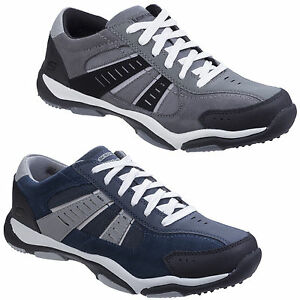 a65b9c3b478d Skechers Larson Sotes Memory Foam Sports Fashion Mens Trainers Shoes ...