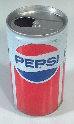 Vintage Pepsi Soda Pop Can 12oz Aluminum St Paul Mn Ebay