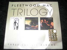 NEU + OVP 3 CD Trilogy Classic Albums - Fleetwood Mac  Mirage Tango In The Night
