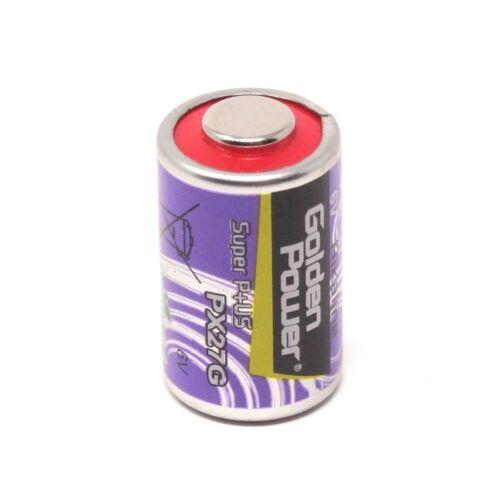 Batterie Golden Power PX27G Alkaline Photo 6V  Alkaline
