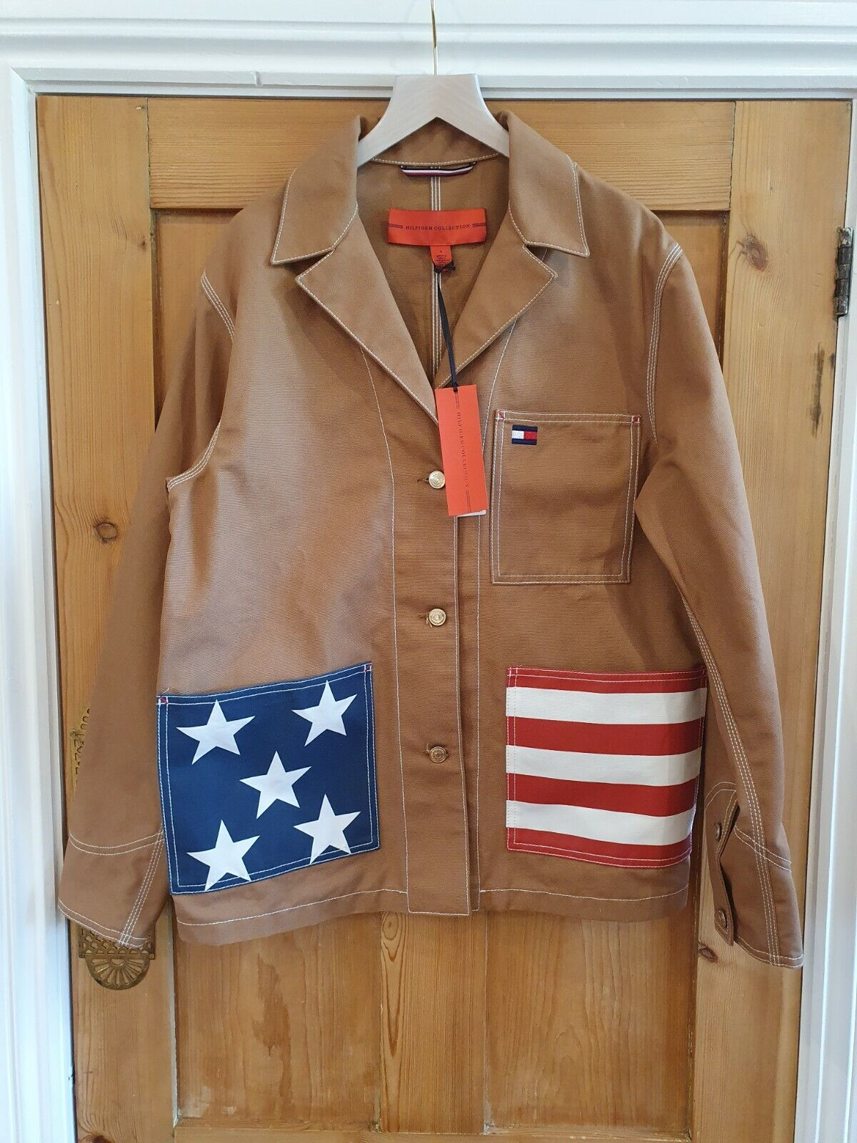 Tommy Hilfiger Collection Jacket. XL / Size 4. Brand New