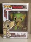 FUNKO POP! Gremlins - Glow CHASE - Limited Edition - NEW! + Protector