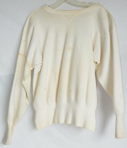 1950's-60's Single V  Sweatshirt