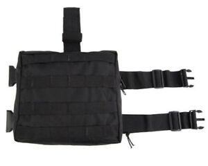MOLLE-Army-Military-Hunting-Tactical-Drop-Leg-Utility-Pouch-Bag-amp-Belt-Pocket-BL