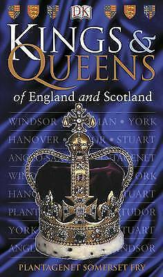 1 of 1 - Fry, Plantagenet, Kings & Queens of England and Scotland, Very Good Book